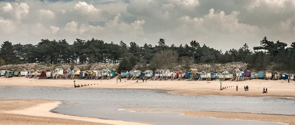 Beach Hut, Wells-next-the-Sea